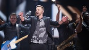 Justin Timberlake als Intervall Act beim Jury Finale des ESC in Stockholm © NDR Fotograf: Rolf Klatt
