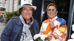 Al Bano und Romina Power am 24. Juni 2015 in Berlin. © picture-alliance / Eventpress Foto: Eventpress Radke