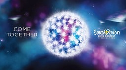 Slogan für den ESC 2016: Come Together © EBU
