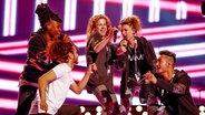 Laura Tesoro © eurovision.tv Fotograf: Andres Putting (EBU)