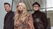 Die belgische Band Hooverphonic, ESC-Kandidaten 2020.  Foto: Zeb Daemen