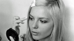 France Gall 1968 in Berlin © dpa