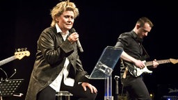 Gitte Haenning bei einem Konzert in Berlin. © Picture-Alliance / Eventpress Hoensch