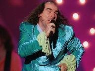 Guildo Horn beim Eurovision Song Contest 1998 . Er belegt den 7. Platz.  Fotograf: Katja Lenz pool