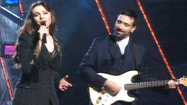 Jalisse beim Eurovision Song Contest 1997