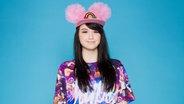 Jamie-Lee mit rosa Schirmmütze © Michael Zargarinejad/Universal Music Fotograf: Michael Zargarinejad
