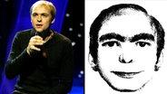 Zum Verwechseln ähnlich: Max Mutzke (links) und das unheimliche GGesiicht (rechts). © Thisman.org