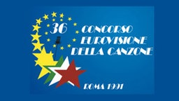 36. Eurovision Song Contest 1991 in Rom, Italien © eurovision.tv