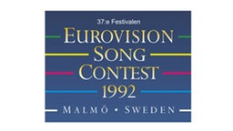 37. Eurovision Song Contest 1992 in Malmö, Schweden © eurovision.tv