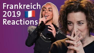 ESC-Teilnehmer Bilal Hassani aus Frankreich und Isabell Varell (Collage) © picture alliance/Franck Dubray/MAXPPP/dpa Foto: Franck Dubray
