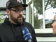 Sido im Interview mit Janin Reinhardt © NDR Fotograf: Screenshot