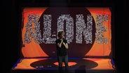 Michael Schulte auf der Bühne in Berlin. © NDR Foto: Rolf Klatt