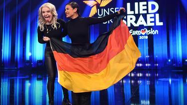 Deutscher Vorentscheid 2019 Unser Lied Für Israel Vorentscheid 2019