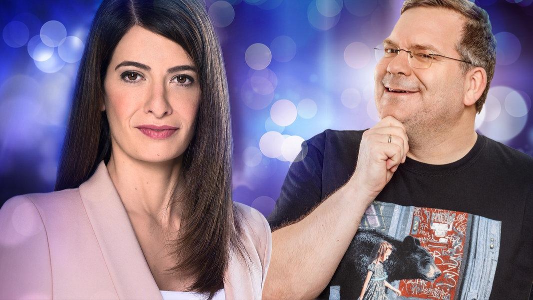 Linda Zervakis Und Elton Moderieren Esc Vorentscheid News